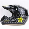 Profesional de Luz Motocicleta Casco aprobado por el DOT casco de cross de montaña Cuesta Abajo casco Sml XL disponible