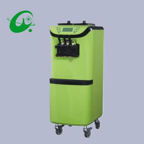 52-68L/H Commercial Soft Serve Ice Cream Maker Machine 7.2*2L spaceman ice cream machine yogurt machine