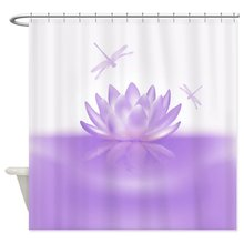 pretty dragonfly shower curtains. Warm Tour Purple Lotus and Dragonflies Shower Curtain Fabric Polyester  Waterproof Bathroom Curtains China Buy dragonfly shower curtain get free shipping on AliExpress com