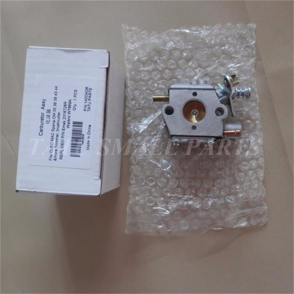 CARBURETOR FOR OLEO-MAC SPARTA 35 36 37 38 40 43 44 CHAINSAW CARB STRIMMER CARBURETTOR BRUSHCUTTER CARBY ASY REPL EMAK PARTS бензокоса oleo mac sparta 25 eco aluminium 6103 9109e1al page 6