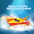 Profesional WLtoys WL913 Sin Escobillas Barco Agua de Refrigeración de Alta Velocidad RC Racing Barco RTF 2.4 GHz RC Barco del rc de alta velocidad lancha rápida