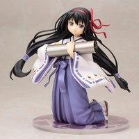 Huong Movie Figure 14 CM Puella Magi Madoka Magica Akemi Homura Miko Clothes PVC Action Figure Collection model Toys