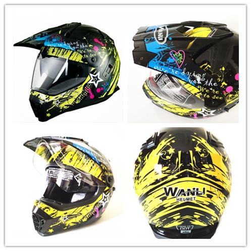 Dirt Bike Helmet With Visor >> Us 75 6 10 Off Aliexpress Com Buy Bluetooth Motocross Helmets Double Visor Motorbike Atv Dirt Bike Helmet Moto Casco Capacete Motocross Helmet
