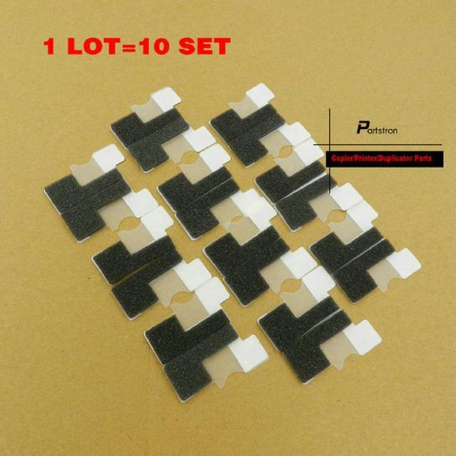 10Set Partstron Develop Drum Seal  B140-3099 +B140-3100  For Ricoh 1060 1075 2060 2075 6000 7000 8000 6001 7001 8001 5500 6500