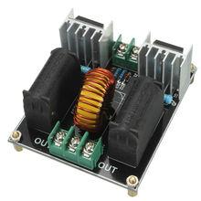 Бесплатная доставка DIY звс Тесла Катушки питания Boost напряжения привода генератора доска индукционный нагрев модуль