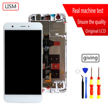 For HUAWEI NOVA CAZ-AL10 CAN-L13 CAN- L03 CAN-L12 CAN-L02 CAN-L11 LCD Display Touch Screen Digitizer Assembly Frame With ToolS все цены