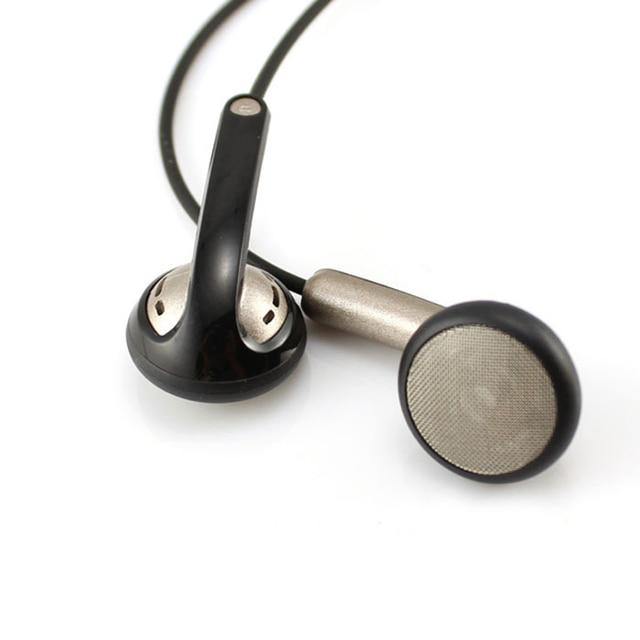 Hot Original QianYun Qian39 Bass In Ear Earphone Dynamic Flat Head Plug HIFI Earphone Earbud Free Shipping