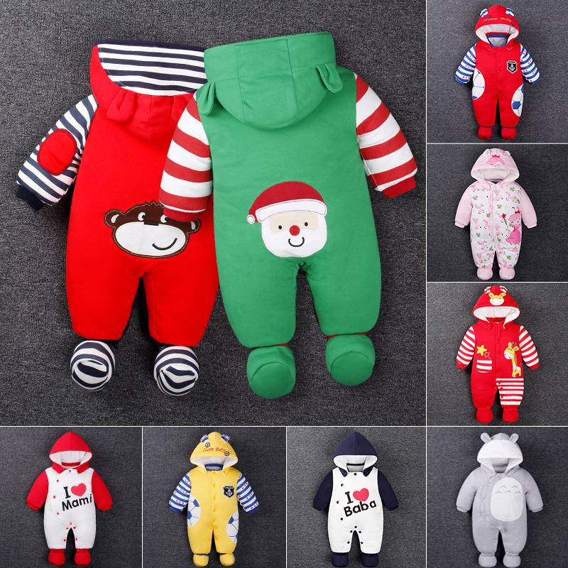 Toddler Baby Rompers Autumn Roupas Infant Jumpsuits Boy Clothing Sets Newborn Baby Clothes Spring Cotton Baby Girl Clothing baby rompers long sleeve baby boy clothing children jumpsuits autumn cotton infant clothing newborn baby girl clothes