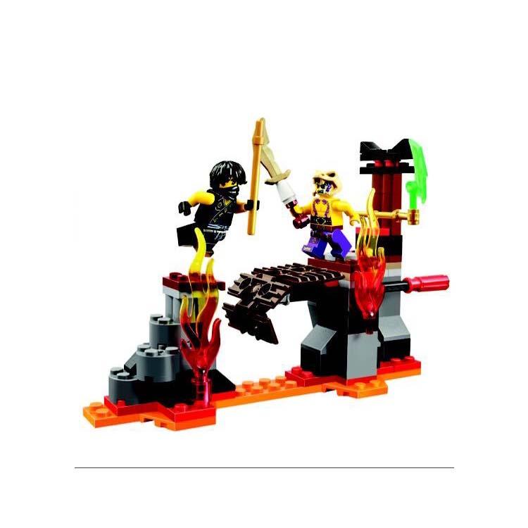 2016 New  Ninja Kay Fight Building Blocks Sets 94 pcs Bricks Model Toys Ninjagoes compatible Legoelieds toy without retail box