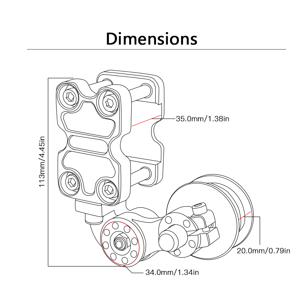 Image 5 - High Quality Universal CNC motorcycle chain tensioner sprocket/chainsaw For ducati 969 998/B/S/R GT 1000 M900 m1000 ms4 ms4r-in Sprockets from Automobiles & Motorcycles