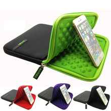 10 Inch Tablets Protective Pouch Surface-Waterproof ShockProof Sleeve For iPad 2/3/4,kindle,Android pad(China)
