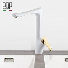 Бесплатная доставка краской 360 Вращающийся Серебряный Поворотный на одно отверстие вал прокатки катушка кухонный кран раковины водопроводной воды