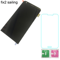 100 Tested Working LCD Display Touch Screen Digitizer Replacement Panel Full For LG G5 LCD H850