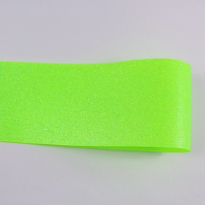 """Image 5 - Cinta de Grosgrain estampada para moños, lote de 10 unidades, 3 """"y 75mm, color liso brillante, cinta de Grosgrain estampada"""