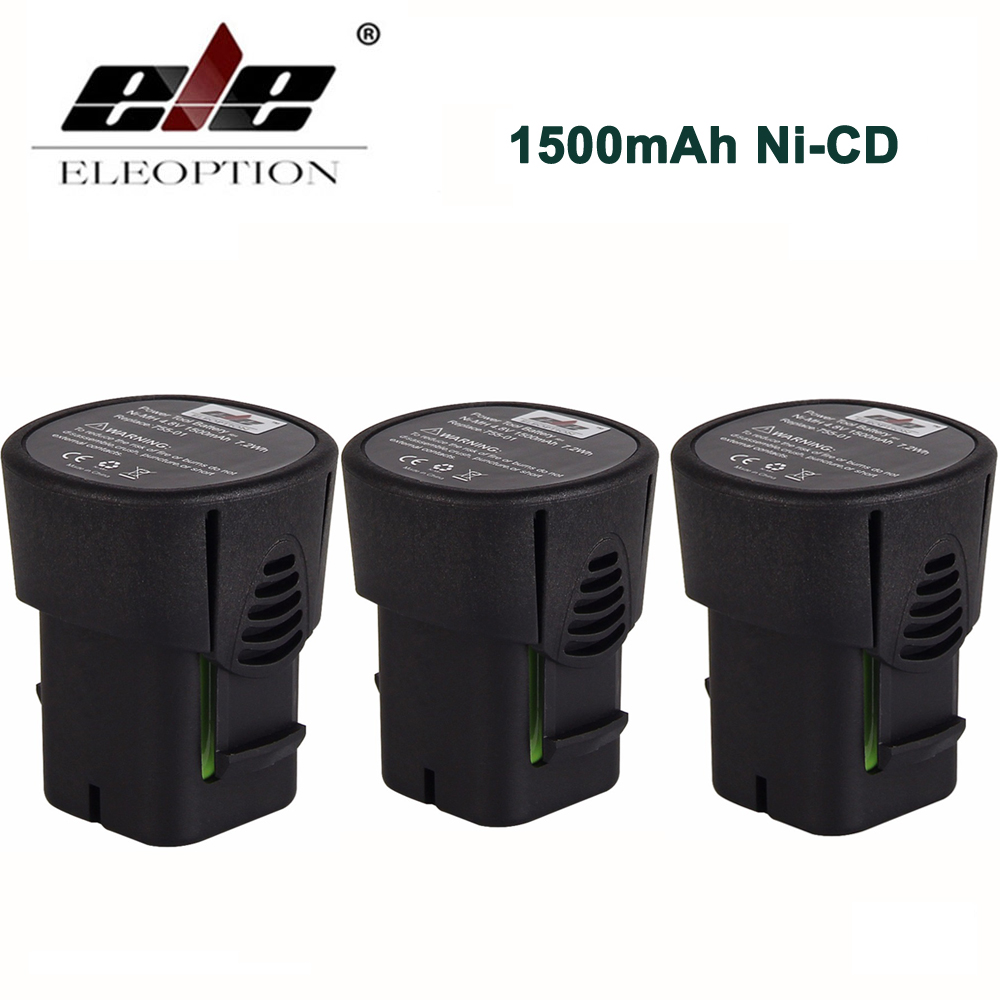 8300 8220 Trade-Shop Premium AKKU 10,8V 1500mAh Li-Ion für Dremel 8200