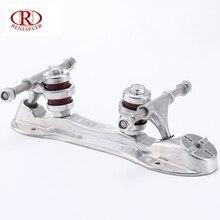 Роликовые коньки пластины из алюминиевого сплава металлический штатив шасси в комплекте с Reniaever(s, m. x. xl