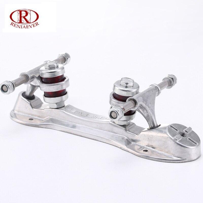 Роликовых коньках пластина из алюминиевого сплава металлический корпус штатива в комплекте с reniaever (S, M. x. xl) ...