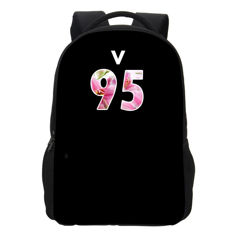 VEEVANV Korean KPOP BTS EXO GOT7 BAP Backpack Bangtan Boys Girls School Bags Women Laptop Backpack for Teenagers Hip Hop Bags 2017 hot sale kpop fashion harajuku bts infinite fisland boyfriend snsd bap tvxq shinee umbrella