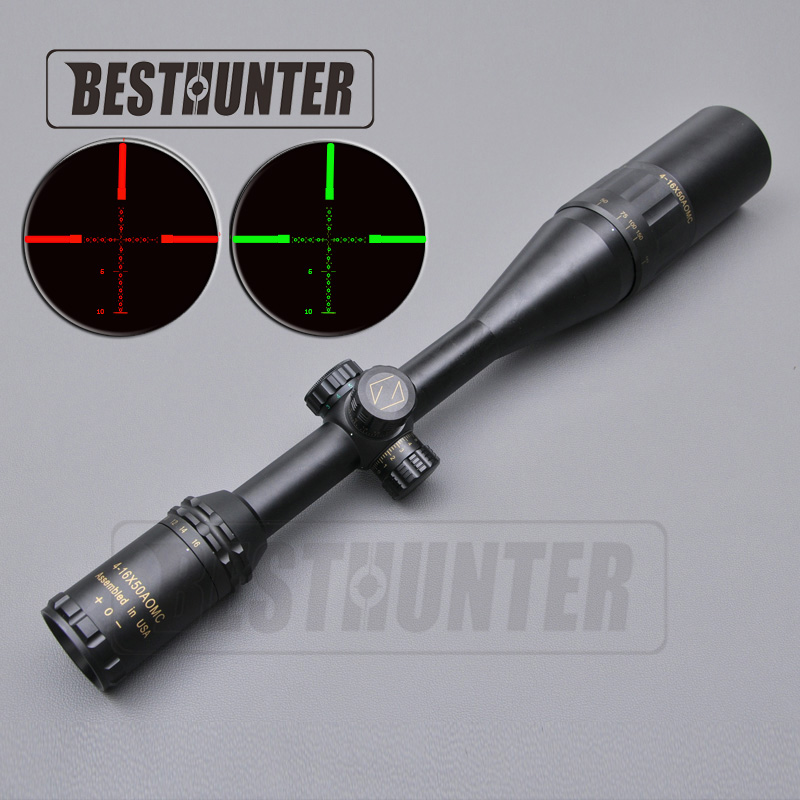 ZEISS CONQUEST Optic Sight 4-16X50 Golden Letter Marking Wide Field Of View Tectical Sniper Riflescope Airsoft Gun Hunting