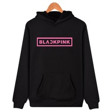 BLACKPINK Plain Hoodies (24 Models)
