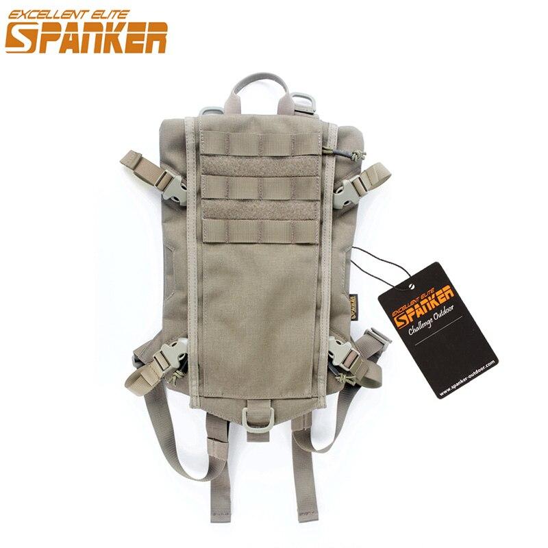 Dual Shoulder Backpack Waterproof Outdoor Hunting Stroage Package Tactical Camping Equipment