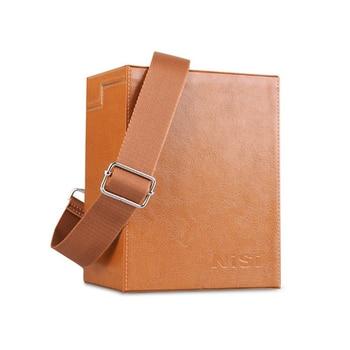 NiSi 100mm V5 Pro Holder Filter Storage Protector Hard Case Pouch Bag Box for 100*100mm / 100*150mm Square Filters 8 Slots
