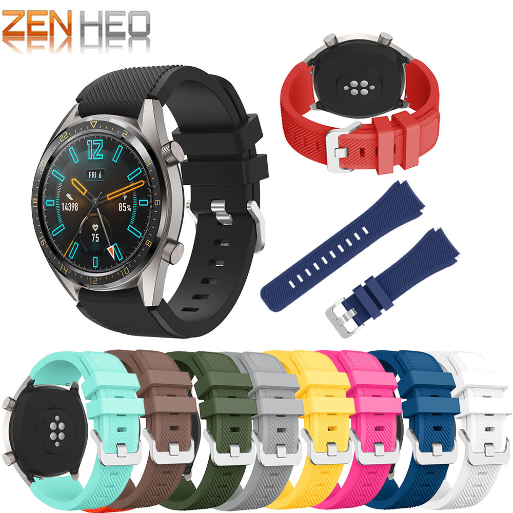 Rubber-Wrist-Strap Bracelet-Band Honor Watch Silicone GT Magic-Replacement for Huawei