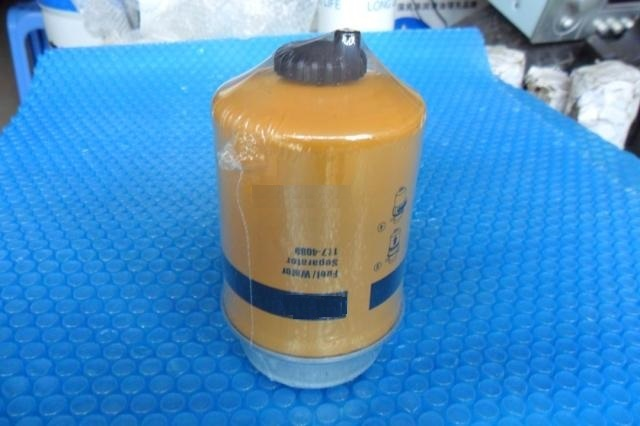 Free shipping 117-4089 1174089 Fuel-water separator Fuel water filter Copy use on diesel engine