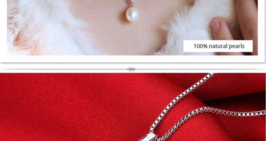 rice pearl pendant  (6)