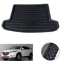 Car Waterproof Cargo Liner Rear Trunk Boot Mat Cover Floor Tray Protector Carpet Pad Fit For Hyundai Tucson 2016 2017 2018