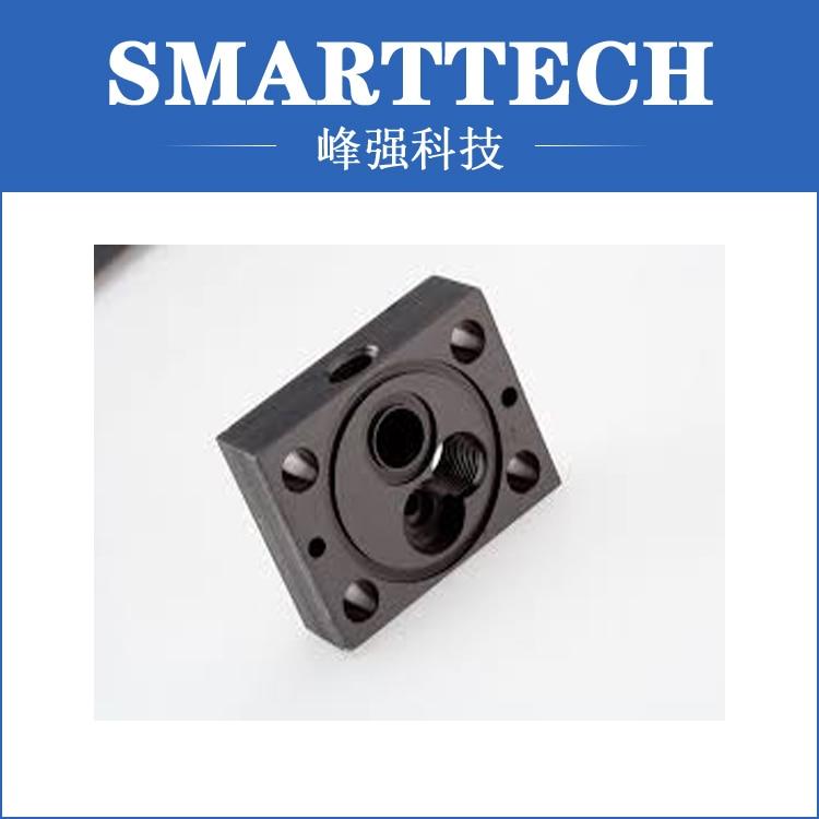 CNC Anodized Aluminum Black Shafts Mass Production