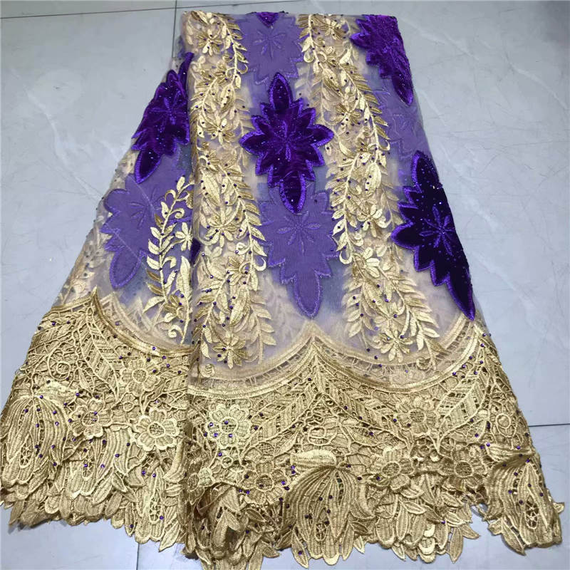 ZQJ!2019 New Arrival Embroidery Net African Lace Fabric Organza Fo Wedding Clothing Dress High Quality French lace ! J60502ZQJ!2019 New Arrival Embroidery Net African Lace Fabric Organza Fo Wedding Clothing Dress High Quality French lace ! J60502