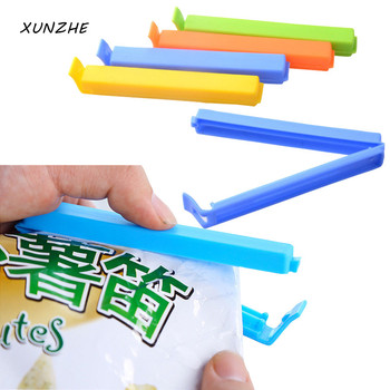 10Pc/Lot Food Snack Storage Bag Clips Sealer