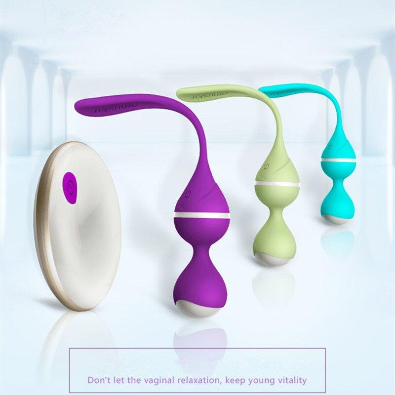 Omysky 10 Model Wireless Remote Control Vagina Ball Vibrator Sex Toys For Women Kegal Ball высокотехнологичный вибратор taiwan omysky omysky