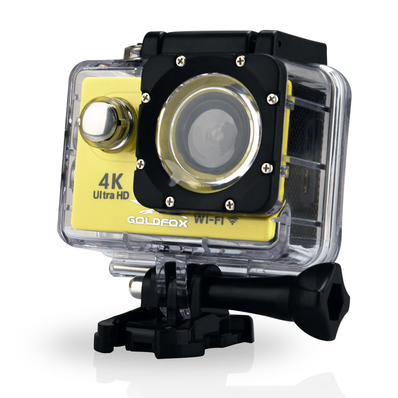 Image 3 - Action Camera H9R Ultra HD 4K WiFi Remote Control Sports Video Recording Camcorder DVR DV go Waterproof pro Mini Helmet Camera-in Sports & Action Video Camera from Consumer Electronics