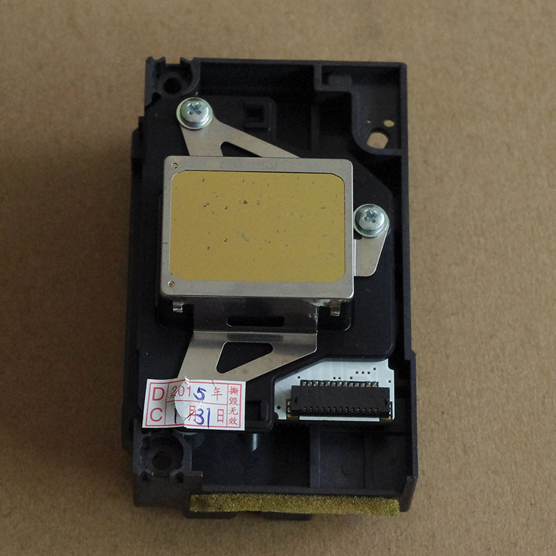 Original Print Head F180000 Printhead For Epson T50 T60 R290 TX650 L800 R330 P50 RX610 A50
