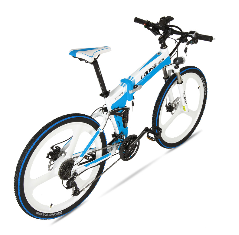 "HTB18qoxXLNNTKJjSspeq6ySwpXas - XT750D 27 Velocity 500W Tremendous Energy Excessive High quality 26"" Foldable Electrical Bicycle, 36V/48V Hidden Lithium Battery Mountain Bike MTB"