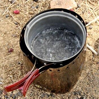 Чистая титановая печь для кемпинга, ветрозащитная плита для кемпинга, ветрозащитная газовая плита для улицы, ветровое стекло