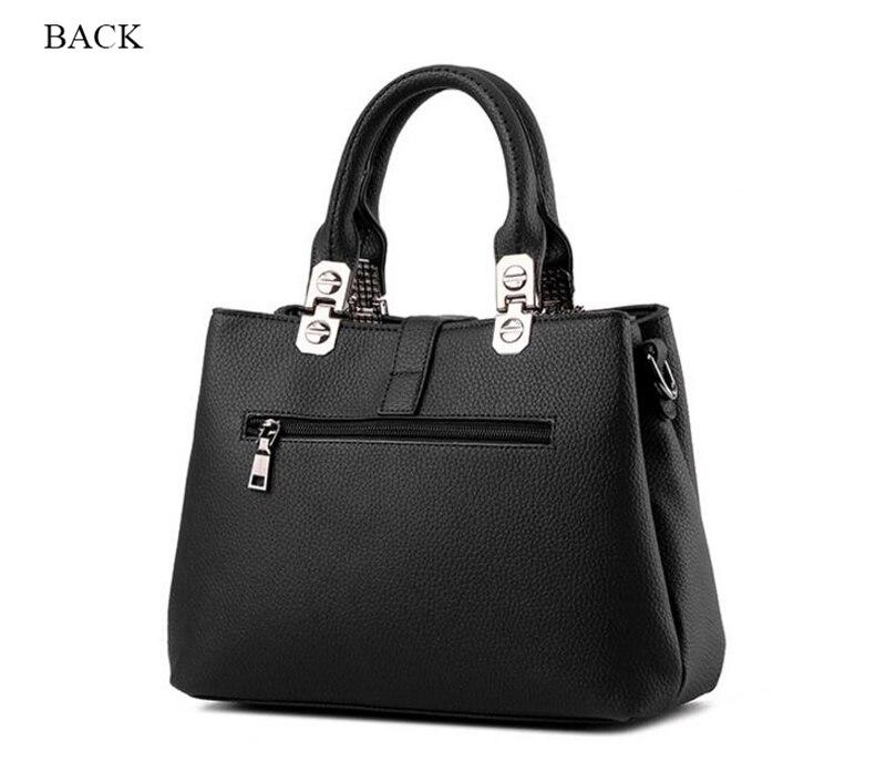 Couginm Для женщин женские Портфели сумка OL из искусственной кожи помпоном кулон сумка Повседневное Сумки через плечо сумка