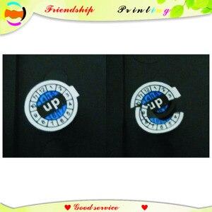Image 3 - Дизайн и бесплатная доставка, этикетки из неустойчивой бумаги, гарантийные наклейки, этикетки с временным переводом, этикетки на заказ 10*10 мм