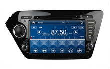 HD 2 din 8″ Car DVD GPS Navigation for Kia K2 /RIO 2011-2012 With USB Bluetooth IPOD TV Radio/RDS SWC AUX IN