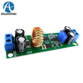 60V 48V 36V 24V to 19V 12V 9V 5V 3V Car Charger Regulator Power Supply Adjustable 10A Diy Electronic PCB Board image