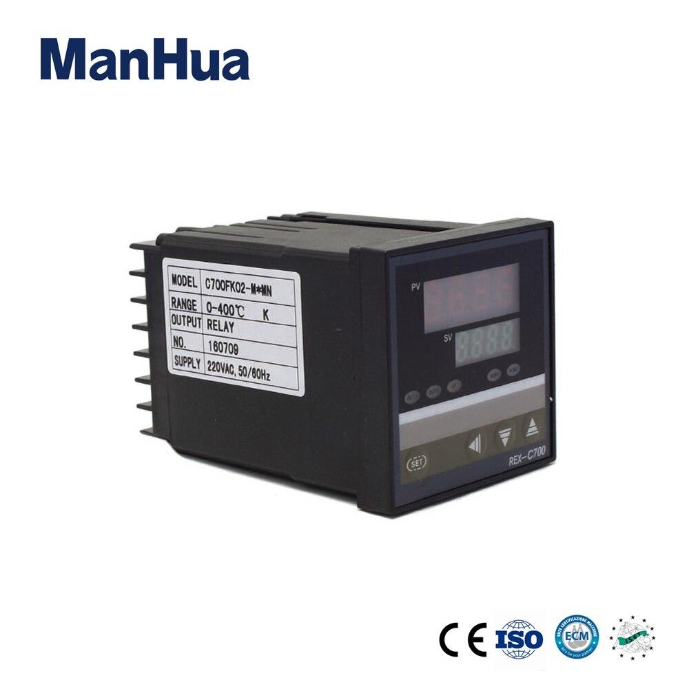 Manhua Intelligente Instrument REX C700 Doppel Display Einem Alarm ...