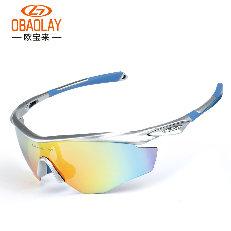 UV400 Polarized Cycling Glasses Windproof Bicycle Bike Sunglasses Sports Eyewear For Running Biking Lunettes Cycliste Homme