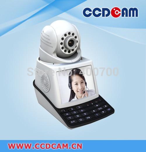 CCDCAM P2P Plug and Play Network Video Phone Camera USB TMicro SD Storage piega tmicro 5 alu black