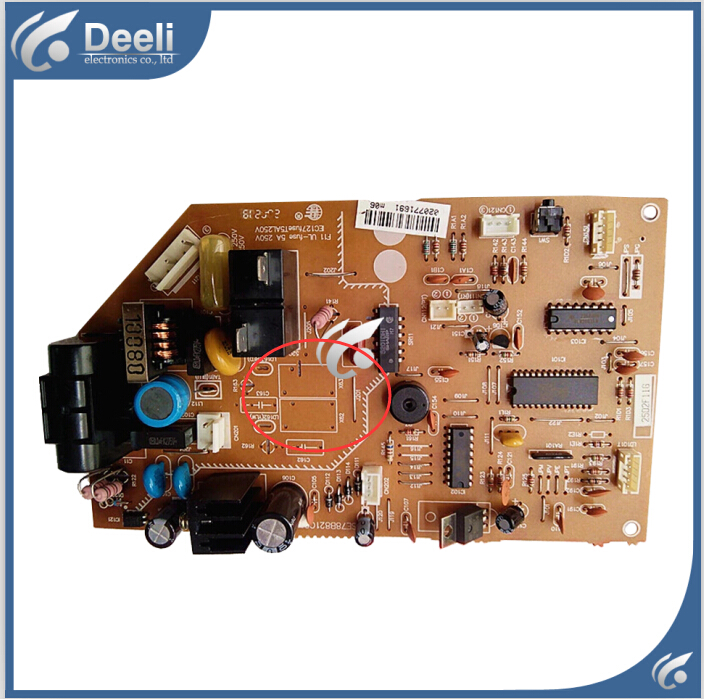 ФОТО 95% new good working for air conditioning SE78B821G01A pc board control board