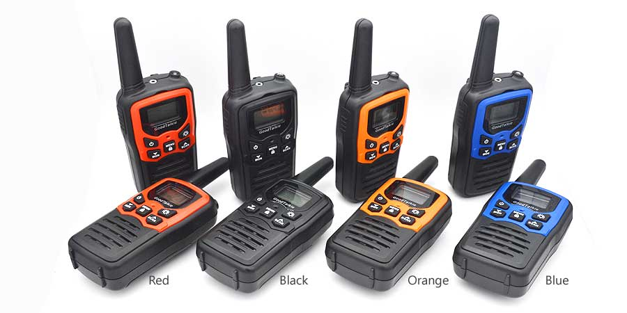 Walkie Talkie T5 good two-way radios talky 2018 new design portable