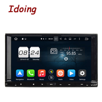 New 7 Car GPS Navigation Android 5 1 Universal Multimedya Quad Core Double 2 Din HD