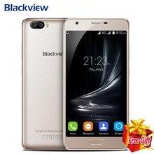 Nouveau Blackview A9 Pro Android 7.0 MT6737 2 GB + 16 GB Quad Core Smartphone 5.0 Pouces D'empreintes Digitales Double Arrière caméra 8MP 2500 mAh Téléphone Portable