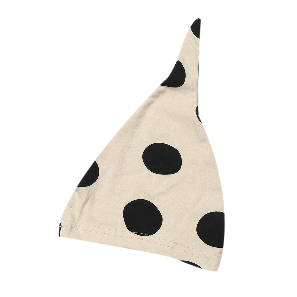 2pcs/set Newborn Baby Sleeping Bag Kids Girl Boy Long Sleeve Stitching Black Dot Blanket Sleeper+Hat Infant Costumes Clothes Set
